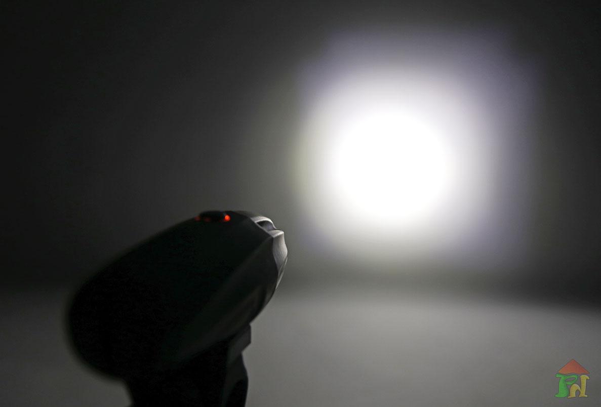 LAMPA PRZÓD LED USB - AKCESORIA DO ROWERÓW - NEXELO